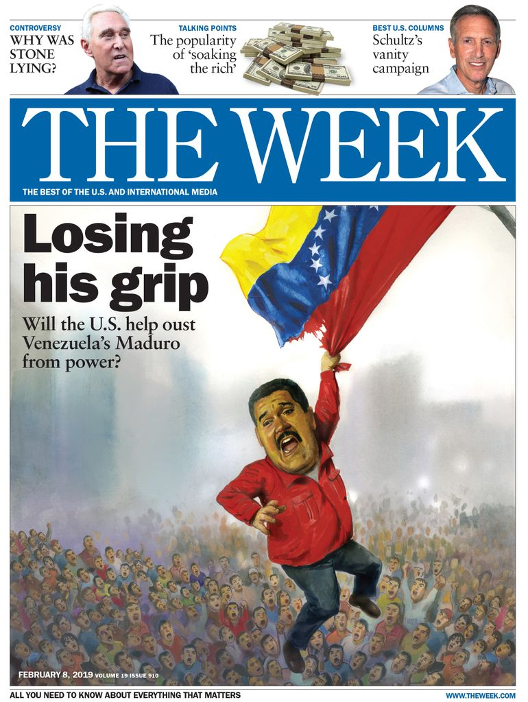 The Week Magazine cover for February 08, 2019.