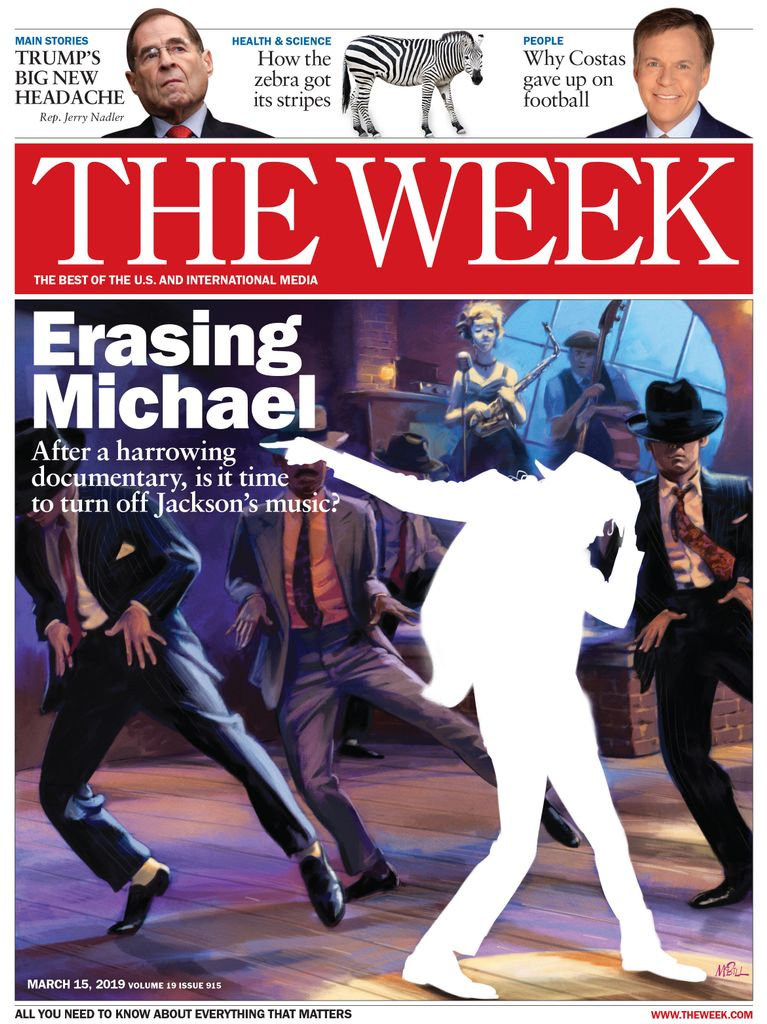 The Week Magazine cover for March 15, 2019