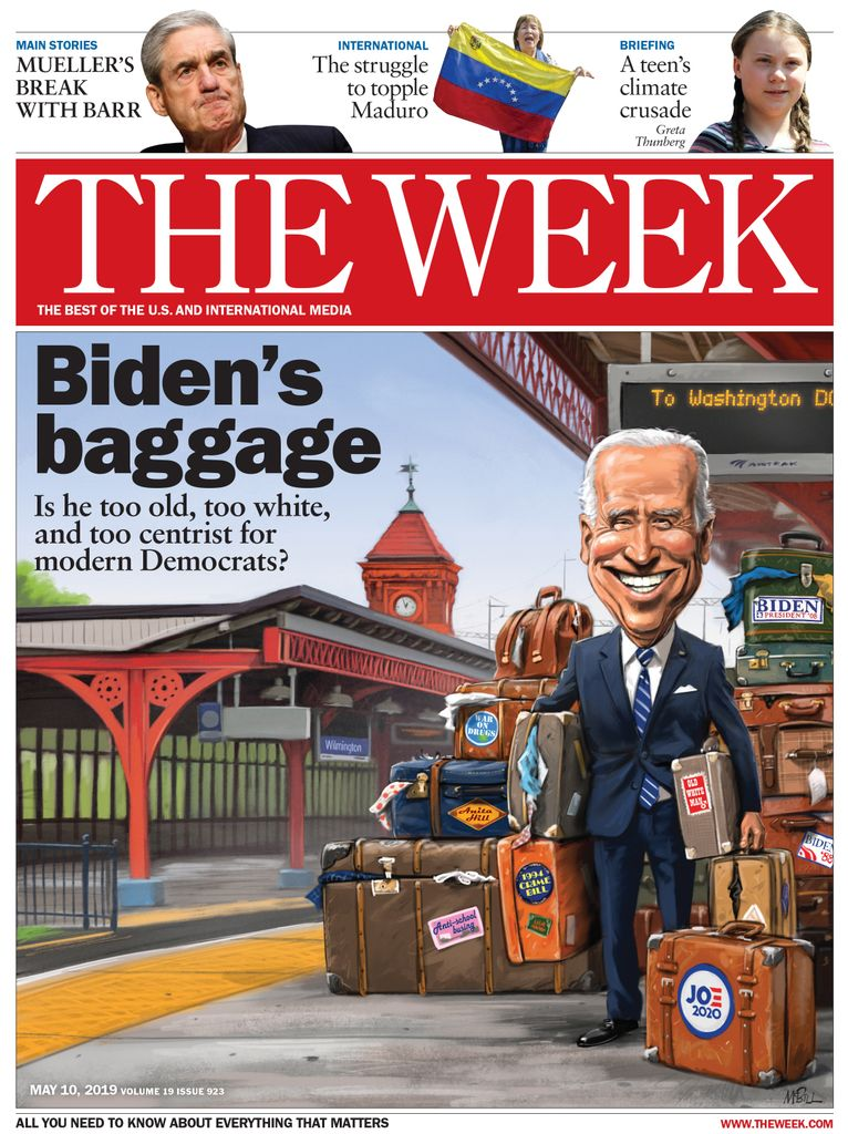The Week Magazine cover for May 10, 2019.