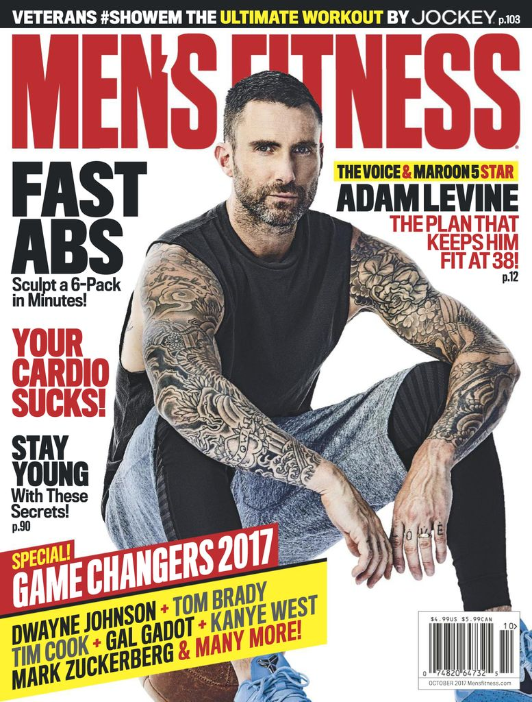 Men's Fitness - Subscription or Single Issue