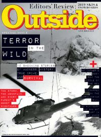 October 31, 2018 issue of Outside