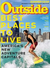 June 30, 2019 issue of Outside