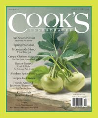 March 01, 2020 issue of Cook's Illustrated