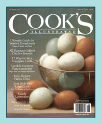 May 01, 2020 issue of Cook's Illustrated