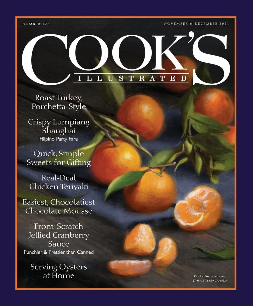 Cooks Illustrated Subscriptions