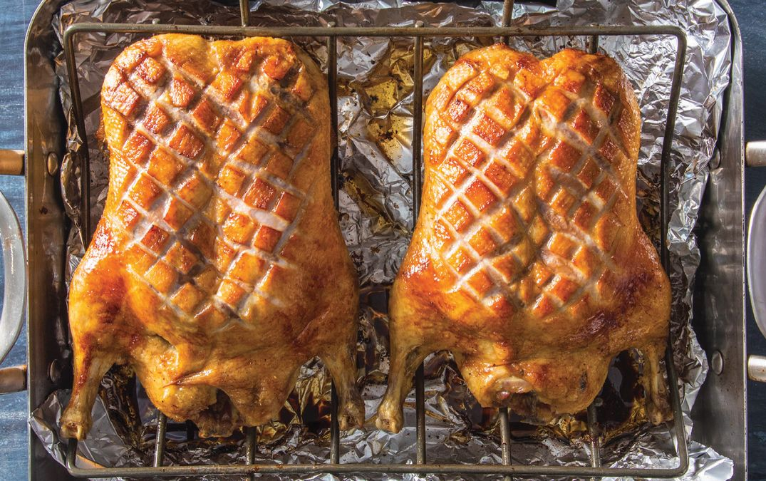 Why (and How to) Roast Duck