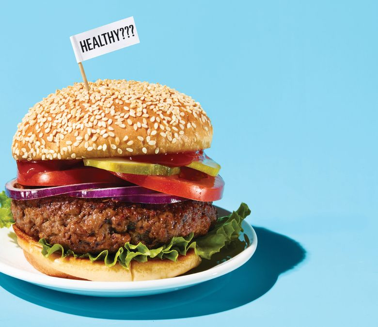 IS PLANT-BASED MEAT GOOD FOR YOU?