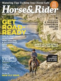 July 01, 2017 issue of Horse & Rider
