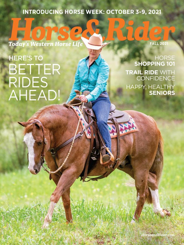 Horse & Rider - Subscription Subscriptions