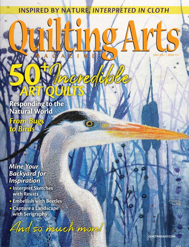 Quilting Arts Magazine - Subscription Subscriptions