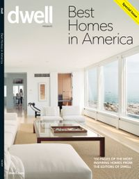 September 01, 2011 issue of Dwell - Best Homes in America