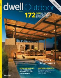 March 01, 2012 issue of Dwell - Outdoor
