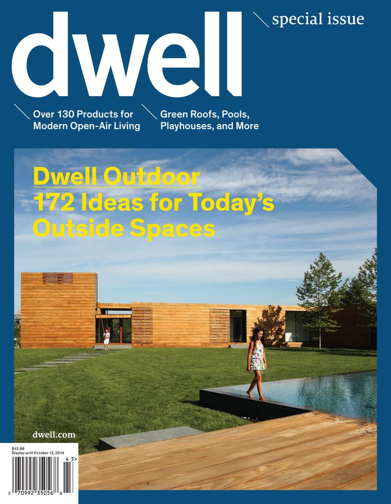 Dwell - Outdoor - Issue Subscriptions
