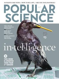 April 01, 2018 issue of Popular Science