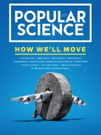 April 01, 2019 issue of Popular Science