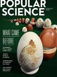January 31, 2020 issue of Popular Science