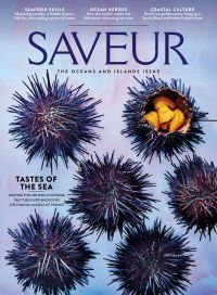May 10, 2018 issue of Saveur