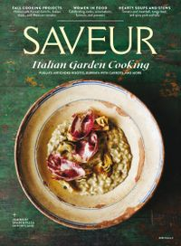 August 12, 2018 issue of Saveur