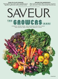 April 23, 2019 issue of Saveur