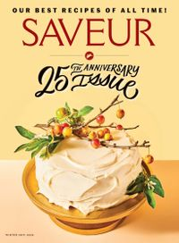 November 20, 2019 issue of Saveur