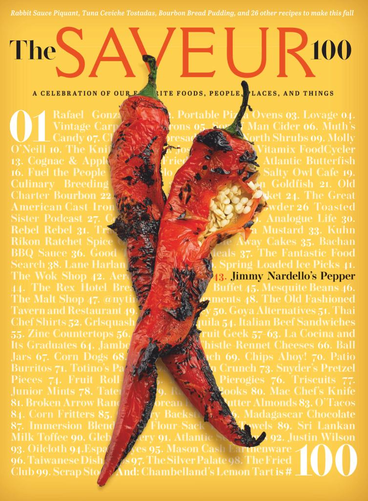 Saveur - Subscription