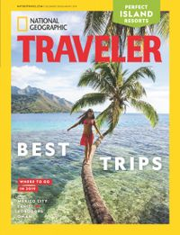 January 01, 2019 issue of National Geographic Traveler