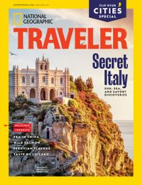 May 01, 2019 issue of National Geographic Traveler