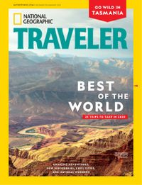 December 01, 2019 issue of National Geographic Traveler