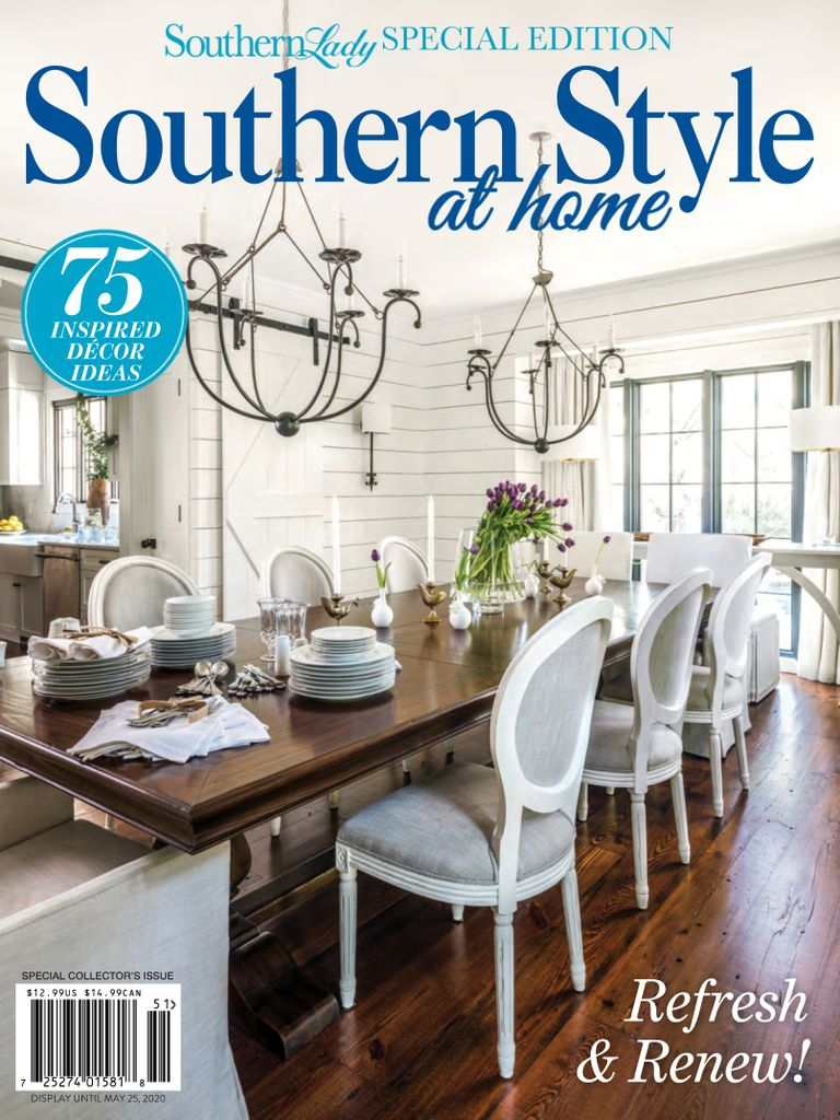 Southern Style at Home 2020