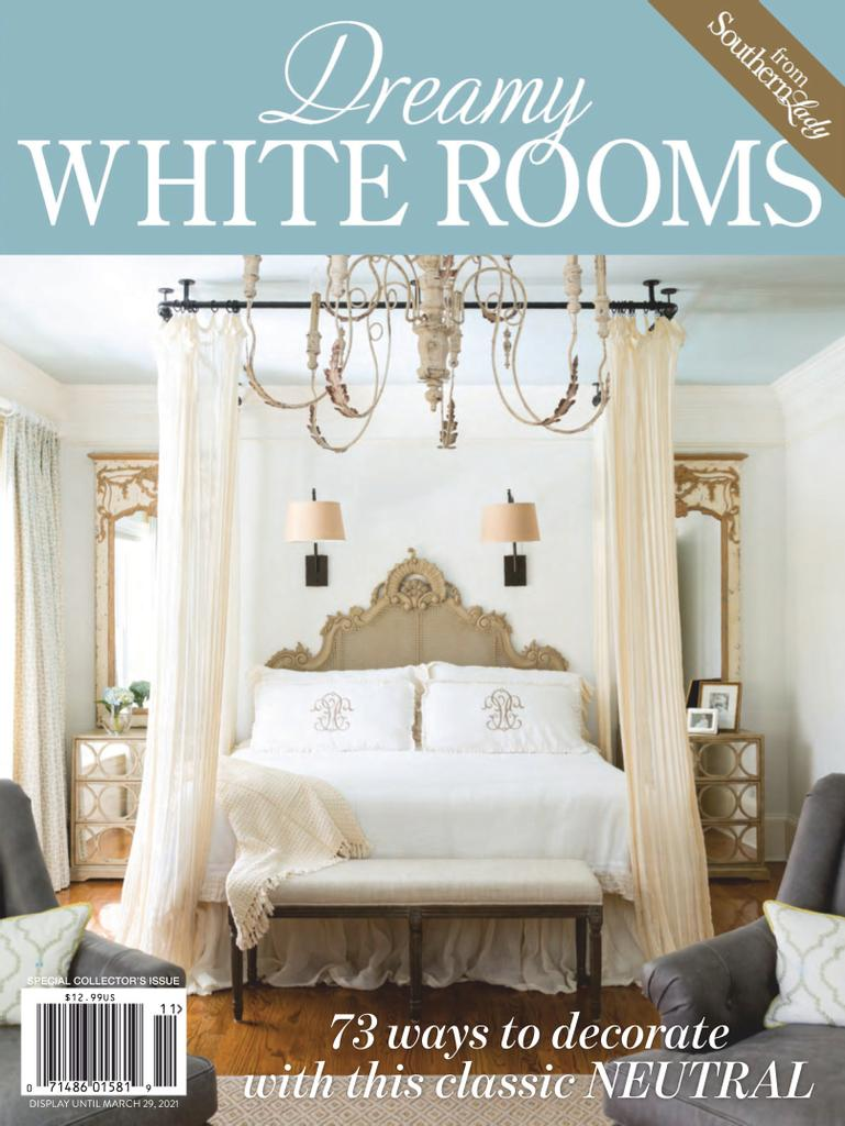 Dreamy White Rooms 2020