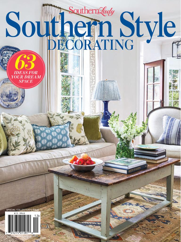 Southern Style Decorating 2021
