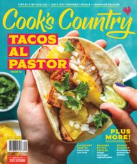 August 01, 2020 issue of Cook's Country