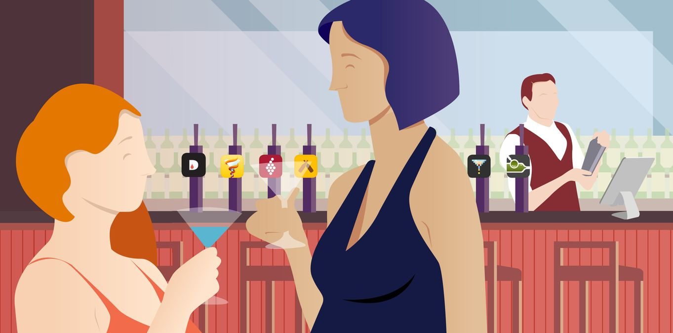 6 apps to help you enjoy finer drinks