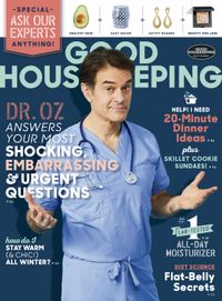 February 01, 2018 issue of Good Housekeeping