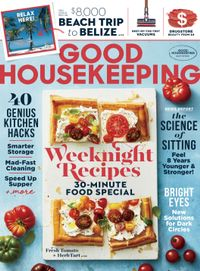 August 31, 2018 issue of Good Housekeeping