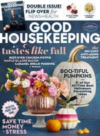 September 30, 2018 issue of Good Housekeeping