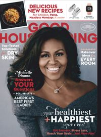 January 01, 2019 issue of Good Housekeeping