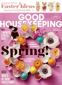 March 31, 2019 issue of Good Housekeeping
