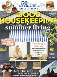 May 31, 2019 issue of Good Housekeeping