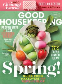 April 01, 2020 issue of Good Housekeeping