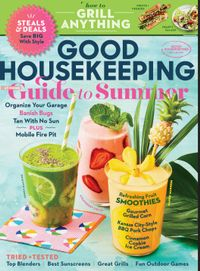 July 01, 2020 issue of Good Housekeeping
