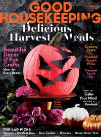 October 01, 2020 issue of Good Housekeeping