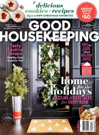 December 01, 2020 issue of Good Housekeeping
