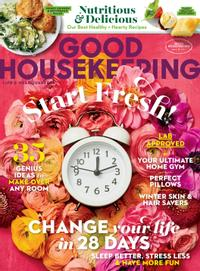 January 01, 2021 issue of Good Housekeeping
