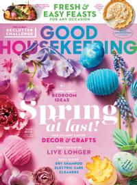 April 01, 2021 issue of Good Housekeeping