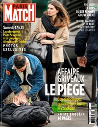 February 19, 2020 issue of Paris Match