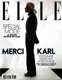 February 21, 2019 issue of ELLE France