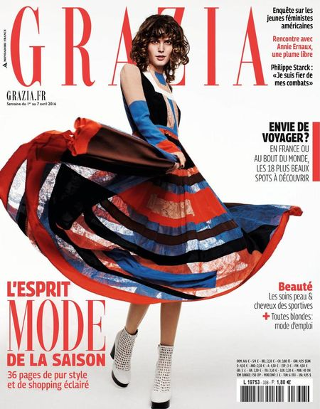 1b80d036bfb Acheter 01 04 2016 - Grazia France