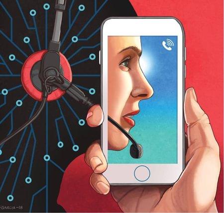 Google Duplex invente le leurre conversationnel
