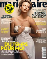 f0c7a3079f467 Back issues of Marie Claire - France